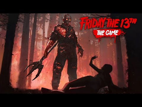 WORLD'S BEST ESCAPE EVER!! (Friday the 13th Game)