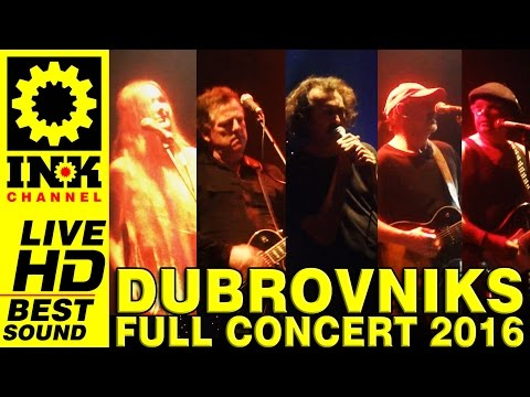 DUBROVNIKS & OVERPOWER - Full Concerts - Greece2016