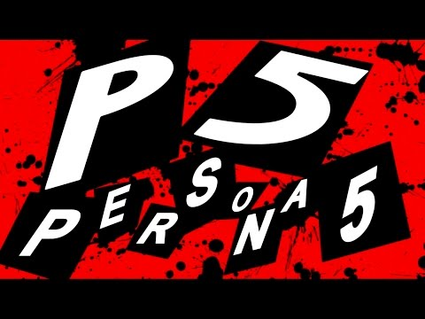 Persona 5 Opening - Canned Heat