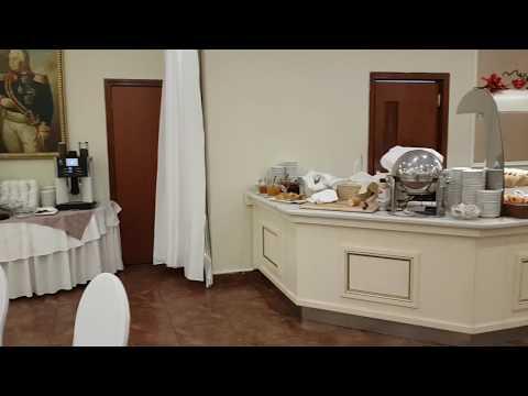 Завтрак в отеле Бородино, Москва, отель. Репортаж от Алекса Рантье