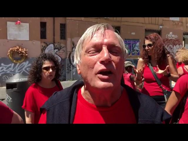 DON CIOTTI A ROMA: NON SI POSSONO DISGIUNGERE POLITICA ED ETICA