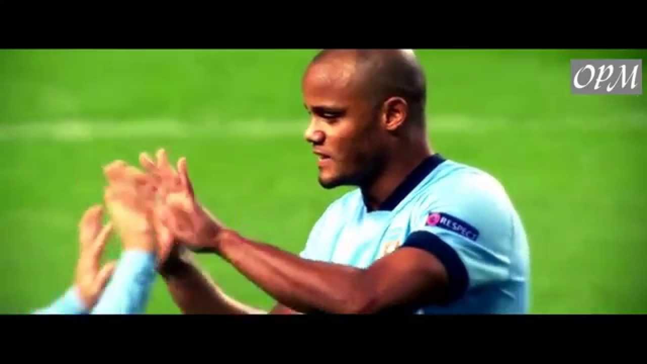 Vincent Kompany Quái Vật Hàng Phòng Ngự Manchester City