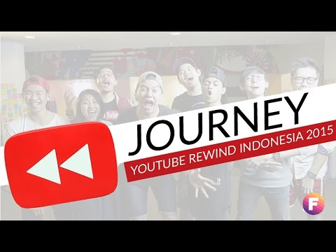 Behind The Scene YouTubeRewindIndonesia2015