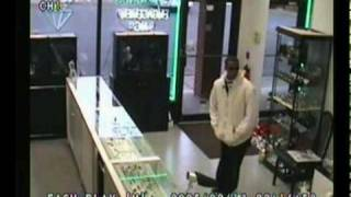 Barry's Estate Jewelry - Failed Robbery