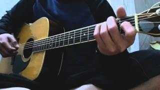 (Guitar solo) Tám chữ có (Lê Cát Trọng Lý) - Ryu