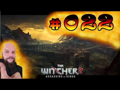 The Witcher 2 [#22] Cedrics Ende [HD/Deutsch/Blind] Let's Play