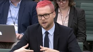 Cambridge Analytica whistleblower Christopher Wylie appears before MPs - watch live