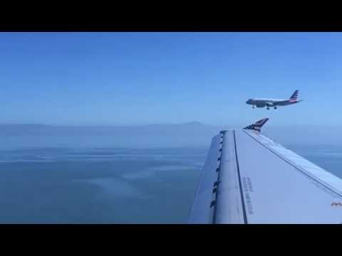 Synchronized Landing at SFO