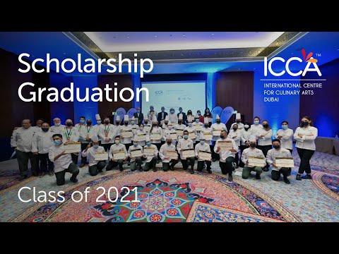 ICCA Scholarship Graduation Ceremony 2021 - Batch 5 and Batch 6