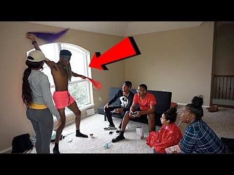I WANT TO BE A DANCER PRANK ON IAM JUST AIRI, CARMEN & COREY, CHRIS AND TRAY!!!