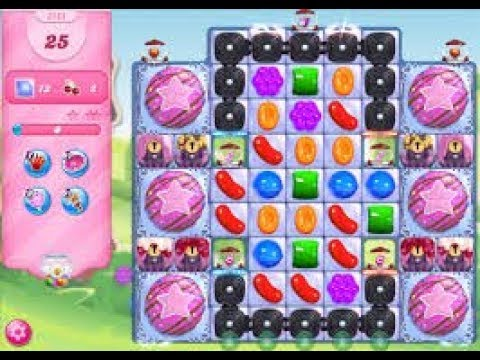 Candy Crush Saga Level 3162 No Boosters