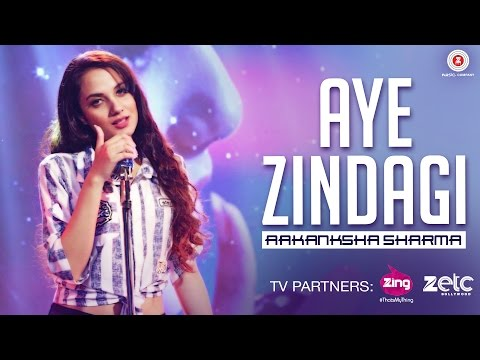 Aye Zindagi - Official Song | Aakanksha Sharma | Rishabh Srivastava | Specials by Zee Music Co.