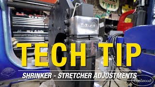 How To Adjust the Jaws on the Elite Shrinker/Stretcher to Get the BEST RESULTS! Eastwood
