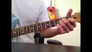 The Pixies Velouria Guitar Lesson