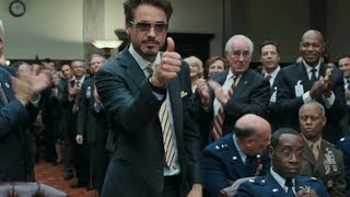 Iron Man 2   'You Want My Property,You Can't Have It'  Scene   (2010) Movie Clip  2K