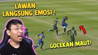 Gocekan Ronaldinho Bikin Lawan Emosi Sampe Keluar Game WKWK - Fifa Online 3 Indonesia