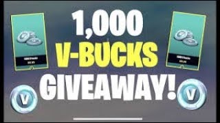 V-BUCK GIVEAWAY AT 25 LIKES | TOP FORTNITE PLAYER | Wins: 196 FORTNITE BATTLE ROYALE