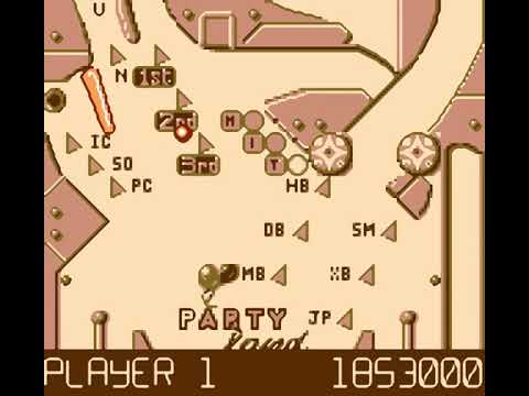 SameBoy 0.10 Preview – Emulating Pinball Deluxe
