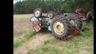 Ku Przestrodze - Rolnicze wypadki
