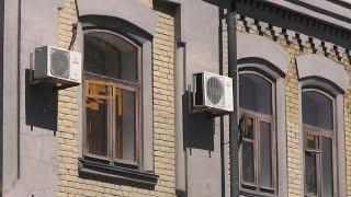 За кондиционеры на фасадах будут штрафовать