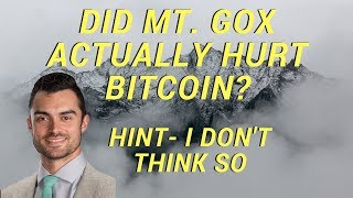 Why the Mt. Gox sell-off DID NOT effect the fall of the Bitcoin price