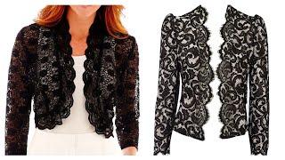 Net fabric upper jackets desig…