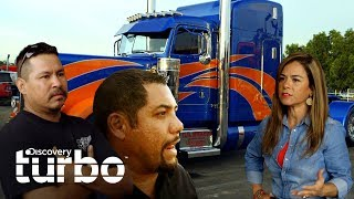 Empleado y jefe discuten en Texas Chrome | Texas Trocas | Discovery Turbo