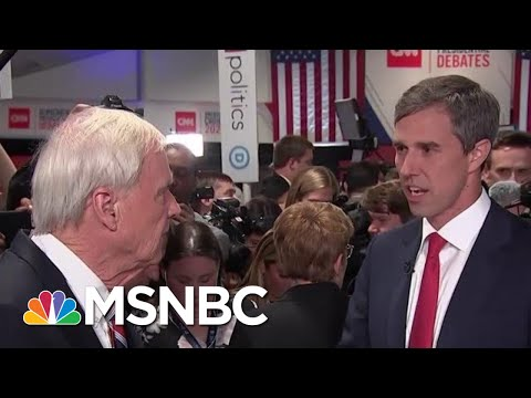 Beto O'Rourke Says Texas Is In Play For Democrats In 2020 | MSNBC