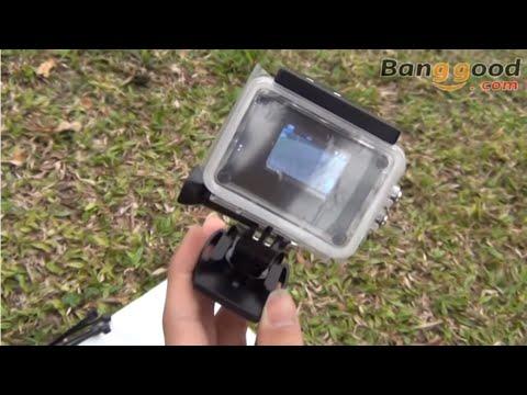 HD Waterproof SJ4000 Mini Car Sport Camera Banggood.com