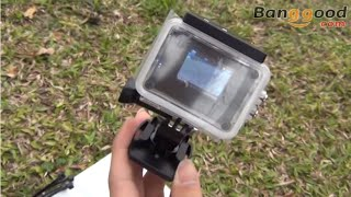 HD Waterproof SJ4000 Mini Car Sport Camera - Banggood.com