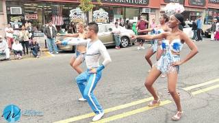 Hispanic Parade - New Jersey 2013 - Honduras - Punta By Wilson
