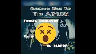 Primer Gameplay de Terror COMENTADO SKReclow | Slendrina Must Die: The Asylum