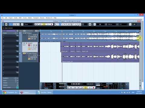 [TUT] Hướng dẫn mix nhạc cơ bản bằng Cubase