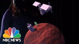 How NASA's Artemis Mission Aims To Take Humans To The Moon | NBC News NOW