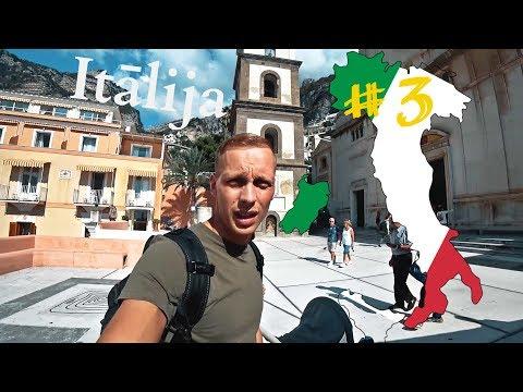 Spontānais ceļojums uz Itāliju | Itālijā nav picas | Cik naudas beigās notērējām #3
