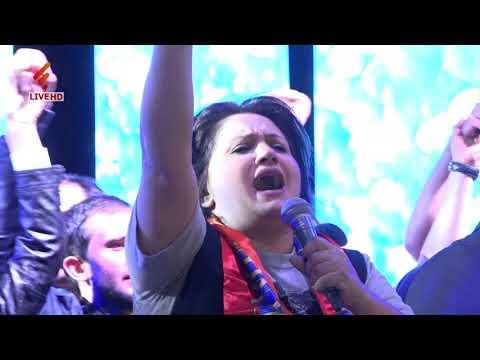 Սոնա Շահգելդյան - Հայաստան աշխարհ // Հանրահավաք Հանրապետության հրապարակում