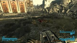 Fallout 3 Броня и Оружие - Медецинская силовая броня + Пупс