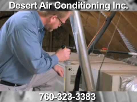 Desert Air Conditioning Inc, Palm Springs, CA