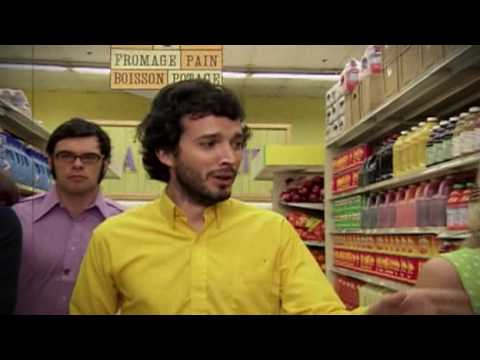 Flight of the Conchords Ep 8 'Foux Da Fa Fa'