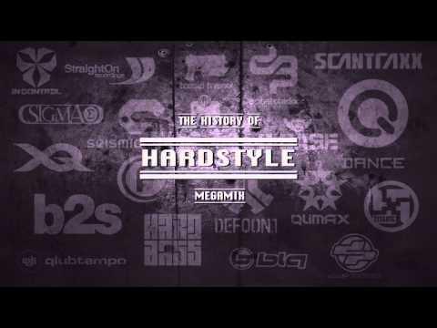 History of Hardstyle Megamix (1999 - 2009)