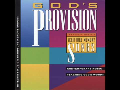 Scripture Memory Songs - My God Shall Supply (Philippians 4:19 & Hebrew 4:16)