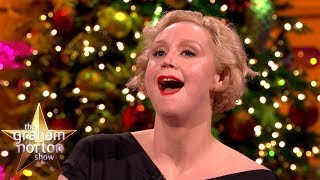 Gwendoline Christie Was Asked for a Selfie While on the Toilet | The Graham Norton Show