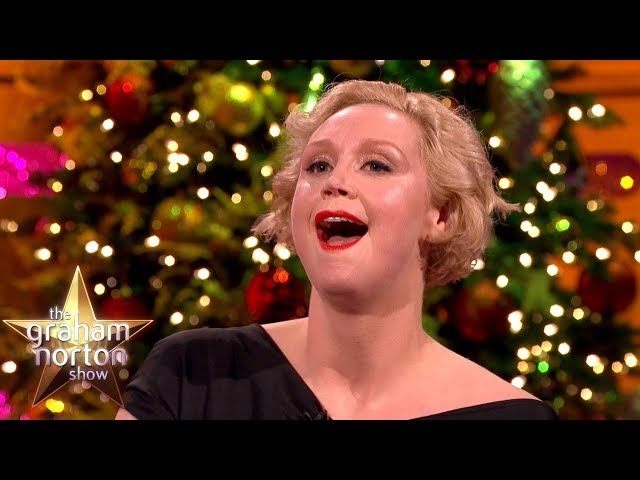 Gwendoline Christie Was Asked for a Selfie While on the Toilet   The Graham Norton Show