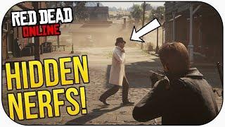 20 HIDDEN CHANGES to Red Dead Online!