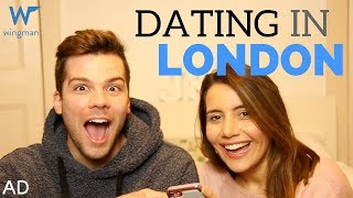 Dating in the UK!