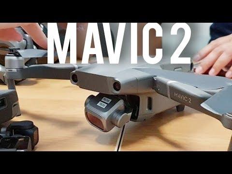 DJI mavic 2 leaked photos - Are rumors true? Will it beat Mavic Pro?