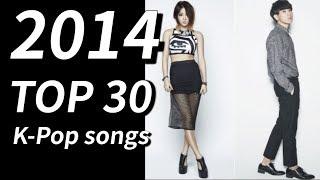TOP30 K-pop Songs - 2014