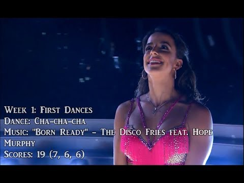 Victoria Arlen - All Dancing With The Stars Performances