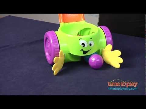 Scoop & Whirl Popper From Fisher-Price