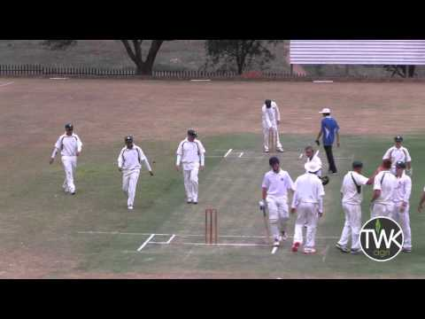 Club Cricket Action - Piet Retief vs Ermelo 14-11-2015